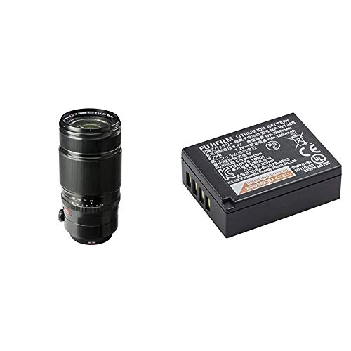 Fujinon XF50-140mmF2.8 R LM Optical Image Stabiliser, Weather Resistant Lens & Fujifilm NP-W126 Lithium-Ion Battery for X-Pro1, X-E1, X-M1, X-A1