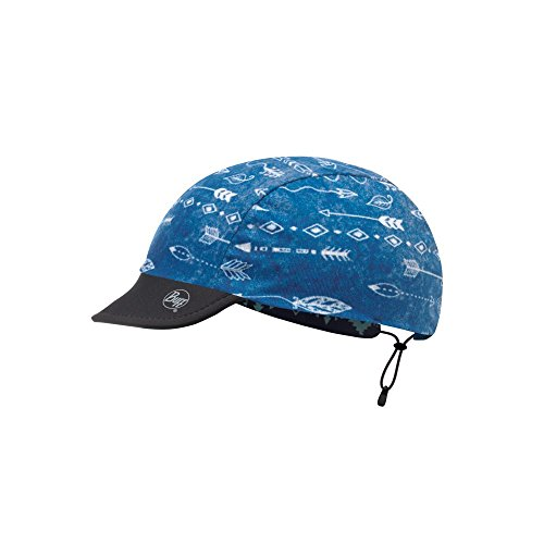 Buff Kinder 117125.707.10.00 Cap, Archery Blue/Navy, One Size