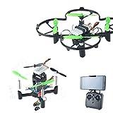 MROSW Avion RC Bricolage Drone 0.3MP Caméra WiFi FPV Altitude Tenir Mode Headless Formation Pédagogique RC Quadcopter Drone Toy