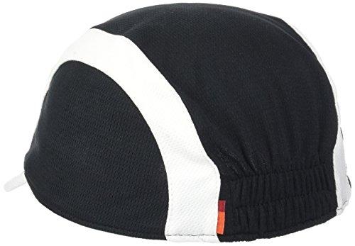 VAUDE Kappe Bike Hat III, Black, One size, 05586 - 2