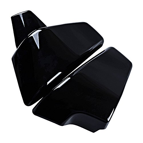 Price comparison product image ABS Black Battery Side Faring Cover Compatible with Honda Shadow VT600 VLX600 1999-2008
