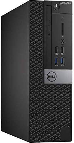 Dell Opitplex 7040 SFF Intel Core i5 6500 Processor 3.2Ghz 8Gb Ram 256Gb Solid State Drive SSD HDMI Display Port WiFi...