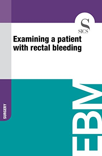 Couverture du livre Examining a Patient with Rectal Bleeding (English Edition)