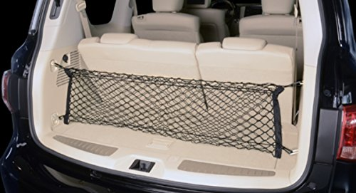 TrunkNets Inc Envelope Trunk Cargo Net For NISSAN ARMADA 2005 06 07 08 09 10 11 12 13 14 2015 2017 2018 2019 2020