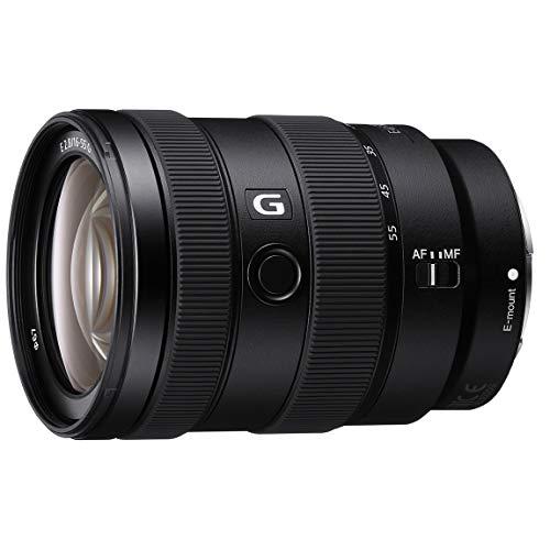 ソニー 標準ズームレンズ E 16-55mm F2.8 ソニー Eマウント用レンズ(APS-Cサイズ用) SEL1655G