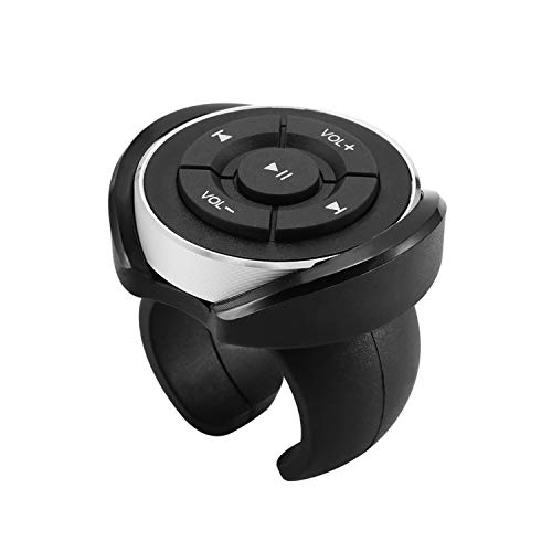 Blizim Auto Bluetooth Lenkrad Fernbedienung Taste Multimedia für iOS Android