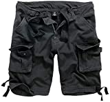 Brandit Urban Legend Short Schwarz M