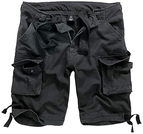 Brandit Urban Legend Short Schwarz XXL