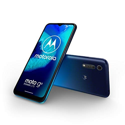 Motorola(モトローラ) moto g8 POWER LITE ロイヤルブルー[6.5インチ / メモリ 4GB / ストレージ 64GB] PAKB0002JP