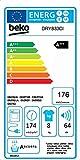 Zoom IMG-2 beko dry833ci libera installazione carica