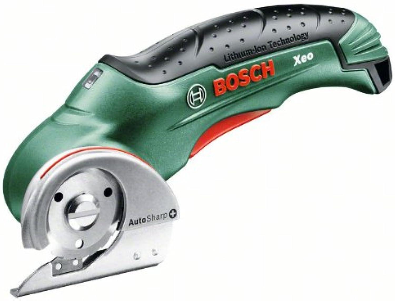 Bosch DIY Akku-Universalschneider Xeo, Ladegerät für Karton und Teppich Teppich Teppich (3,6 V, max. Schnittstärke 6mm) B003YCOL6A | Tadellos  7b20e8