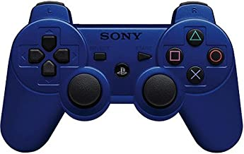Sony Playstation PS3 Dualshock 3 Controller - Blue (99007)