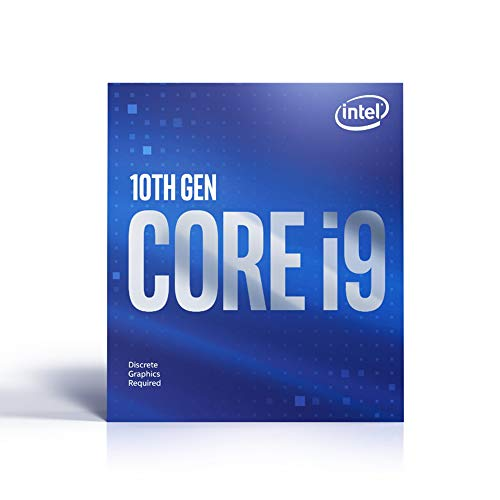 Intel Core i9-10900F (Basistakt: 2,80GHz; Sockel: LGA1200; 65Watt) Box, BX8070110900F