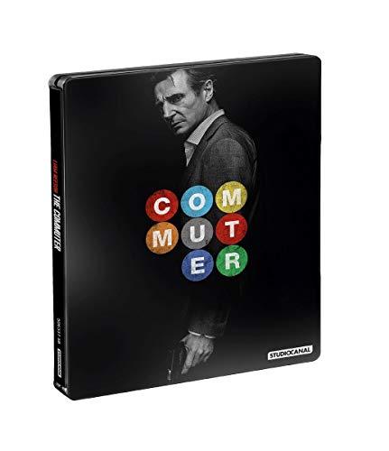 The Commuter - Steelbook [Blu-ray]