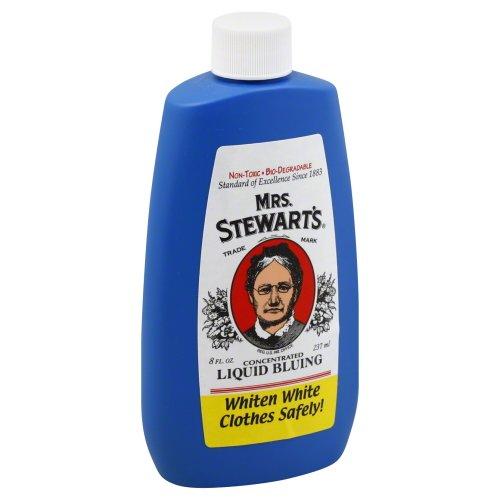 Mrs. Stewarts Liquid Bluing 8.0 OZ(Pack of 3)