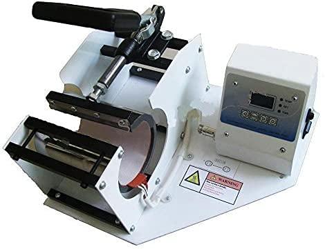 Taza de la taza de Digitaces impresión de transferencia de la prensa del calor de la máquina