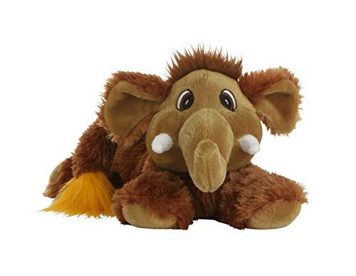 Habibi Plush Classic - 1618 Mammut Wärmekuscheltier mit Hirsekörnerfüllung, zum Erwärmen in der Mikrowelle/Backofen