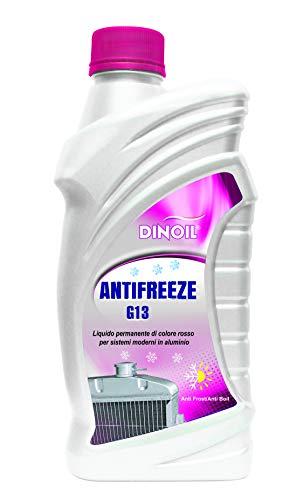 DINOIL Líquido Anticongelante G13, 1 L, Violeta