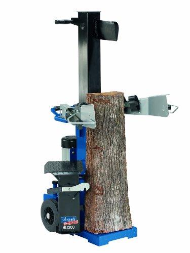 12 Tonnen (12t) Holzspalter Brennholzspalter Scheppach HL 1200