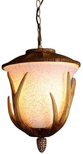 Candelabros Candelabros E14 Candelabro de resina Cafetería Dormitorio minimalista moderno Iluminación Luces colgantes de vidrio Colgante