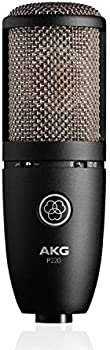 AKG Pro Audio P220 Vocal Condenser Microphone