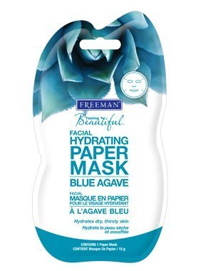 Freeman Blue Agave Hydrating Facial Paper Mask