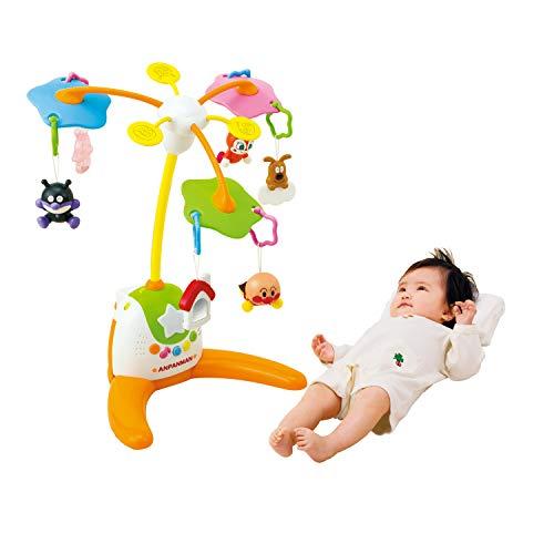 アンパンマン赤ちゃん泣きやませサウンド付きアンパンマンメリー