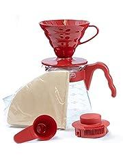 طقم مقص القهوة هاريو V60 Size 02 VCSD-02R