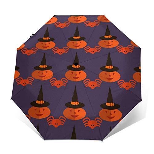 Paraguas de viaje repelente al agua para mujeres, hombres, niños, paraguas al...