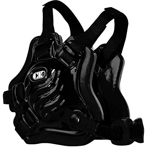 Cliff Keen Youth Tornado Head Gear Black/Black/Black