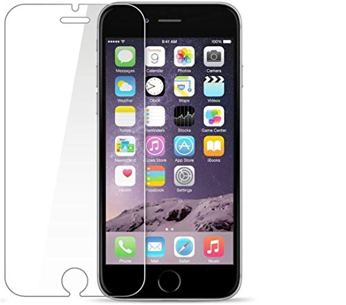 """eTECH Collection 3 Pack of Anti-Glare & Anti-Fingerprint (Matted Finishing) Screen Protectors for Apple iPhone 6s 4.7"""" Model (iPhone 6s 4.7 Inches Model) AT&T, T-Mobile, Sprint, Verizon"""