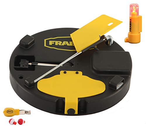Frabill 1662 Tip-Up Pro Thermo Blk Rtf, Multi, One Size