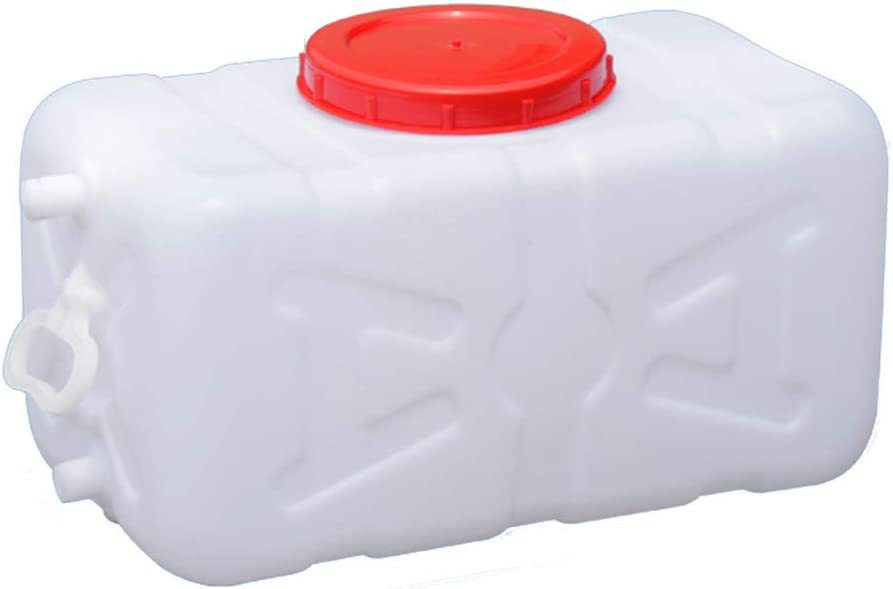 Max 41% OFF MORN White Water Jacksonville Mall Container Outdoor Bucket Square F Storage