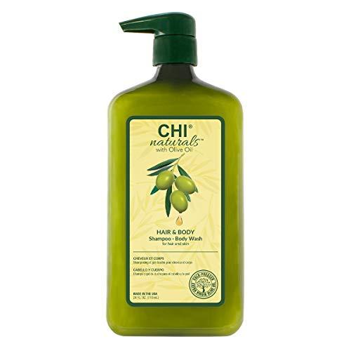 CHI Olive Organics Hair & Body Shampoo - Body Wash 710 ml