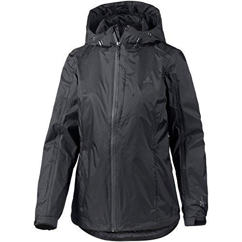 OCK Damen Regenjacke schwarz 40