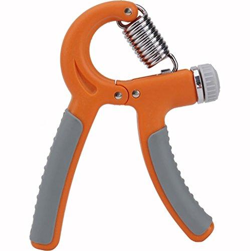 LMZZGAOYANQING R impugnatura spugna presa polso dispositivo attrezzature per il fitness che il potere è autentico , orange