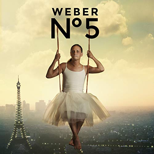 Weber N°5 - Ich liebe ihn! audiobook cover art