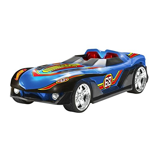 Hot Wheels - Hyper Racer Luces y Sonidos (varios modelos) , color/modelo surtido