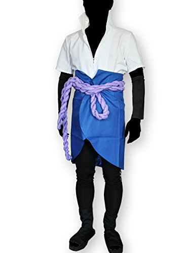 CoolChange déguisement Cosplay de Sasuke Uchiha. Taille: XL