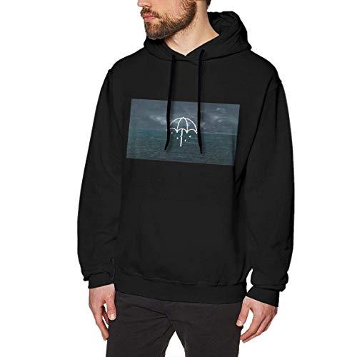 Herren Bring-Me-The Horizon-BMTH Trendy Sweatshirt Schwarz
