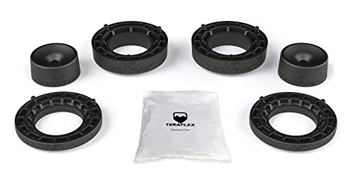 "TeraFlex 1155300 JT: 1.5"" Performance Spacer Leveling Kit – No Shock Absorbers"