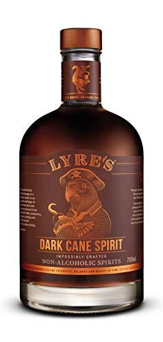 Lyre's Dark Cane Non-Alcoholic Spirit - Dark Rum Style | Gold Medal Winner | 23.7 Fl Oz