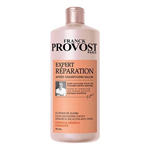 Franck Provost Expert Reparation Après-Shampooing Soin Professionnel Répare et Renforce, 750ml