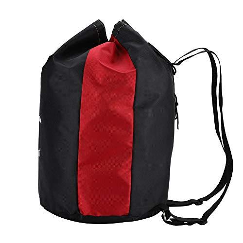 Zetiling sporttas, Oxford stoffen touw dubbele schouder grote rugzak Boxsanda voor Taekwondo Protective Gear Supplies Storage
