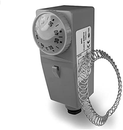 Außenskala 30-90°C Anlegethermostat TC//N-RE außenliegende Verstellung