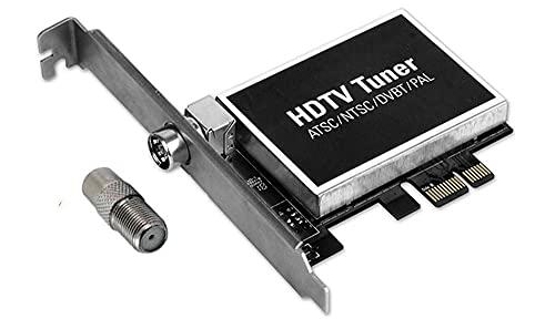 AllAboutAdapters Hybrid Digital ATSC DVB-T QAM Tuner + Analog NTSC PAL...