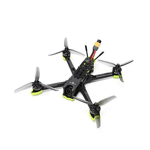 iFlight Nazgul5 HD FPV Drone w/Caddx Vista / Nebula Nano Digital HD System FPV Racing Quad Drone (4S) for DJI FPV Remote Controller for DJI FPV Goggles