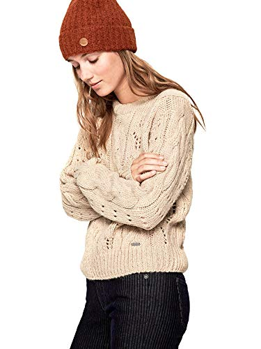 Pepe Jeans PL701516 Sueteres Mujeres Beige XL