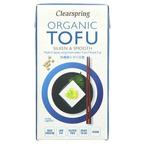 Clearspring Organic Ambient Tofu 300 g - Pack of 6