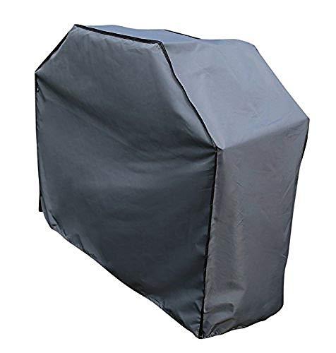 SORARA Housse de Protection Hydrofuge pour Barbecue | Gris | 135 x 56 x 114 cm